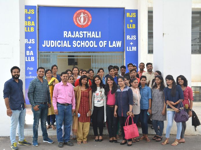 Rajasthali Judicial School of Law : Unique in the field of law and Judiciary